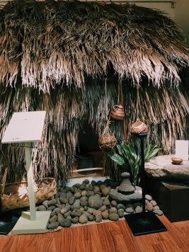 Recreated Hut